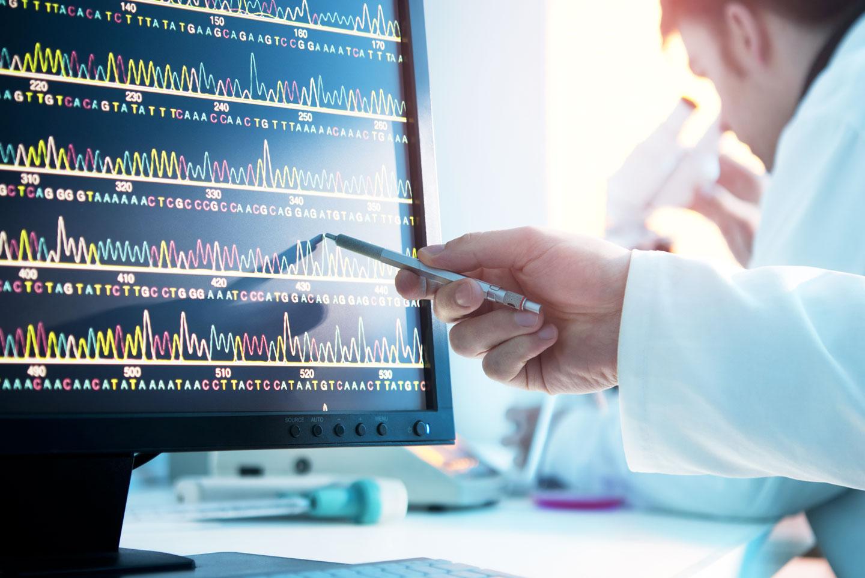 Génétique, génomique et bioinformatique